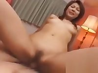 Oriental mature licked out and fucked