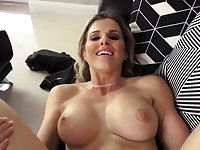 Family sex games and step mom again Cory Chase in Revenge