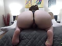 Horny PAWG Interacial Sex